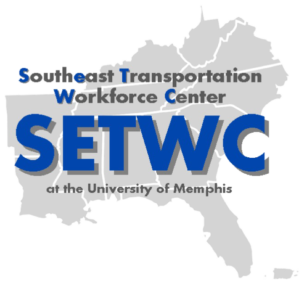 Log for Southeast Transportation Workforce Center - University of Memphis
