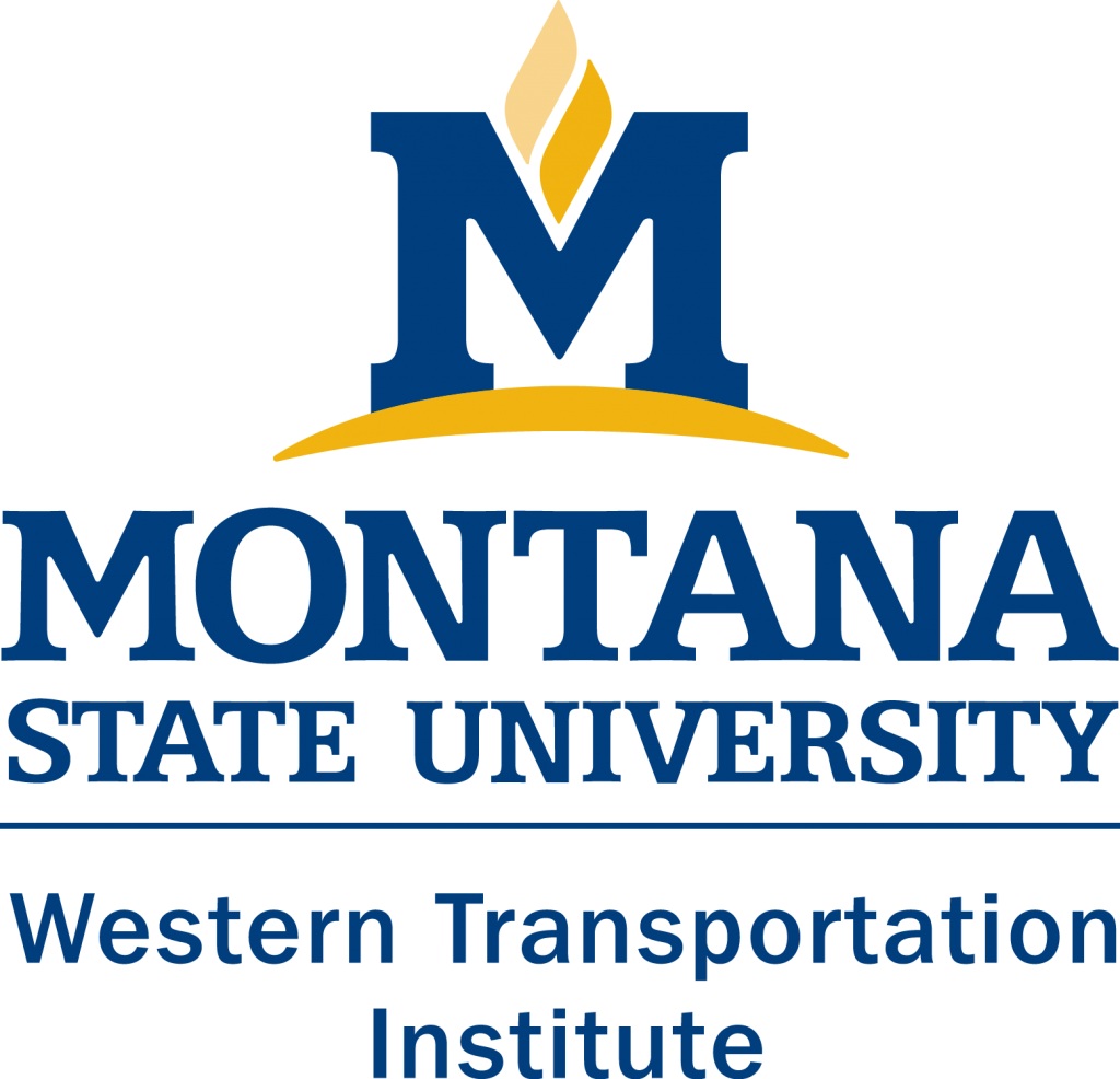 Logo, Montana State University and Western Transportation Institute