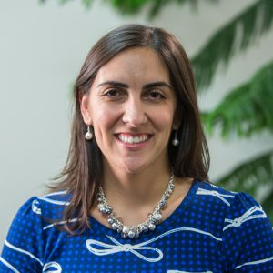 Portrait of Jennifer Marandino, Executive Director of the South Jersey Transportation Planning Organization