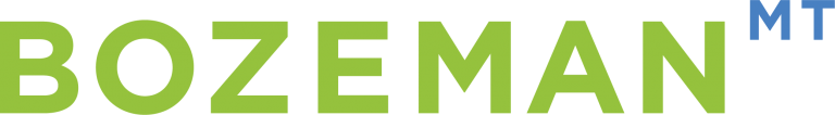 Logo City ob Bozeman, MT