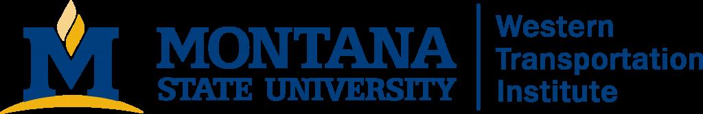 Logo Montan State University (MSU) and Western Transportation Institute (WTI)