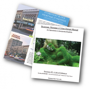 Thumbnail: Report covers for urban planning