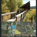 trail photo and map