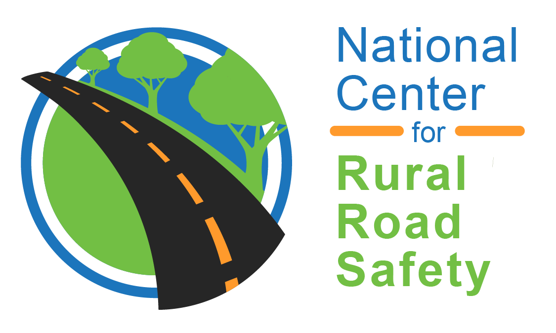 Color Logo for National Center Fro Rural Road Safety